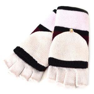 Kate Spade Mondrian Color Block Pop Top Gloves